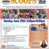 Summer Scoops