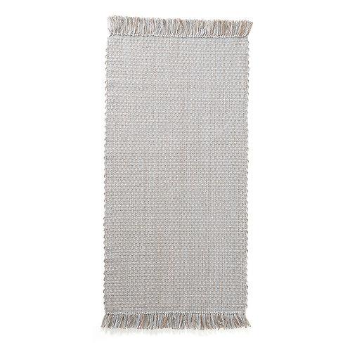 שטיח תכלת/אפור 140*70 ס״מ