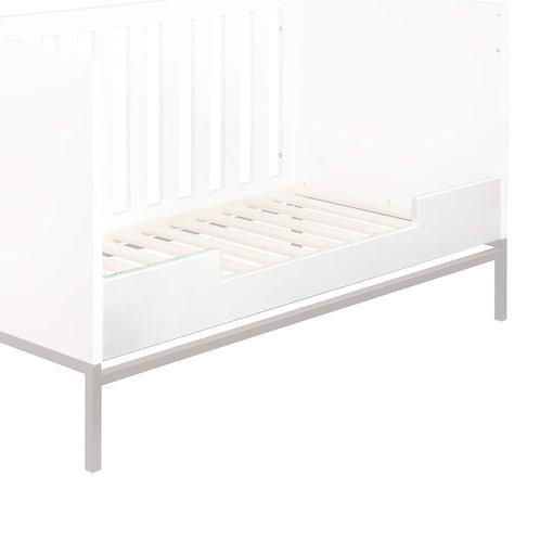 מעקה בטיחות לבן למיטת מעבר HAVANA