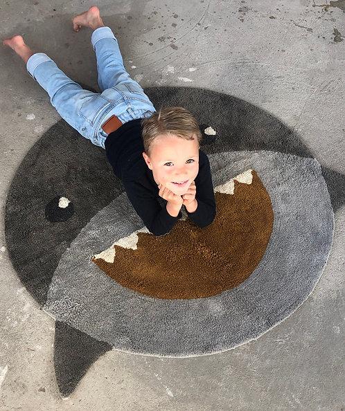 שטיח כריש עגול