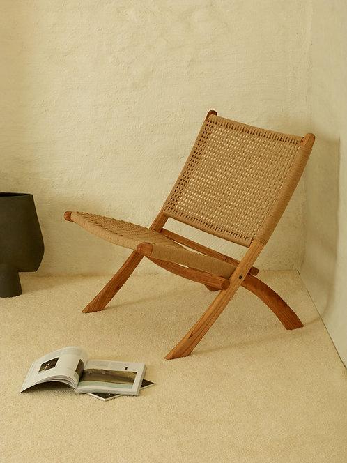 כסא קלוע מתקפל למבוגרים
