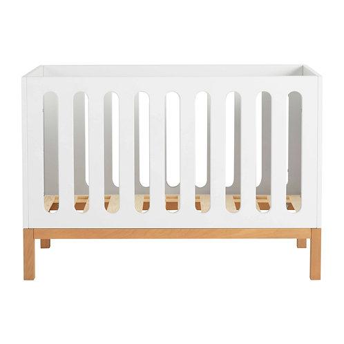 מיטת תינוק לבנה INDIGO