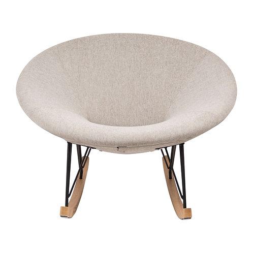כסא נדנדה עגול למבוגרים
