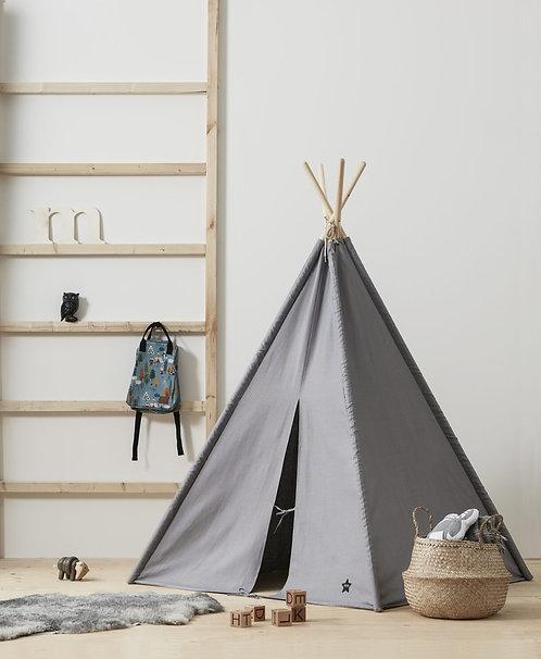 אוהל טיפי אפור