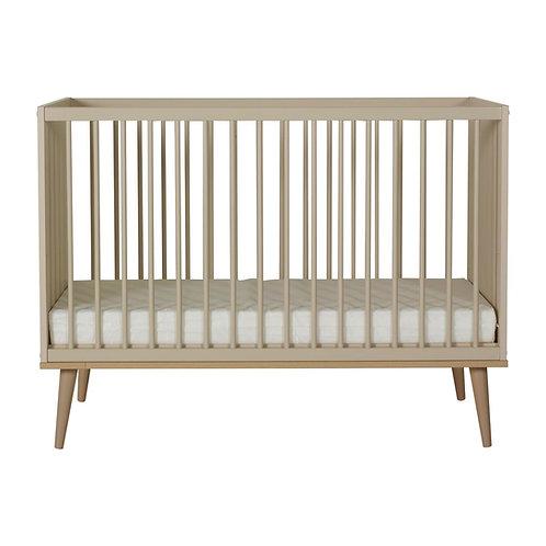 "FLOW מיטת תינוק 120-60 ס""מ קליי"