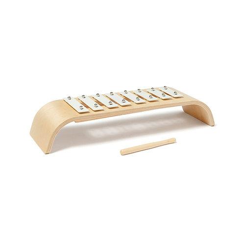 קסילופון עץ בשילוב לבן