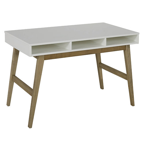 TRENDY שולחן כתיבה לבן
