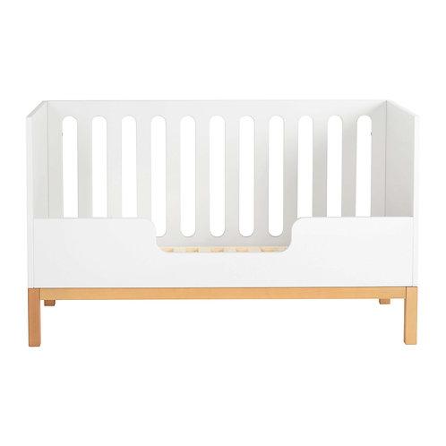 מעקה בטיחות לבן למיטת מעבר INDIGO