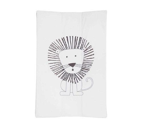 משטח החתלה לבן אריה