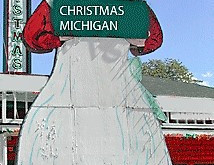 There's Always a Christmas in Michigan!