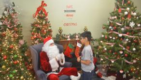Project Spotlight: Signing Santa