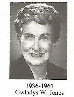 Gladys Jones