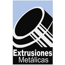 ALUMINIO - LOGO EXTRUSIONES METALICAS -