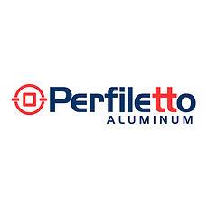 ALUMINIO - LOGO PERFILETTO - Cuadrado