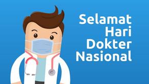 Selamat Hari Dokter Nasional!