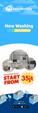 PROMO Franchise Laundry di LaundryKlin mulai 35 juta* saja!