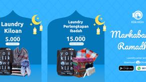 Sambut Ramadhan Dengan Bersih-Bersih! #YouKlikWeKlin