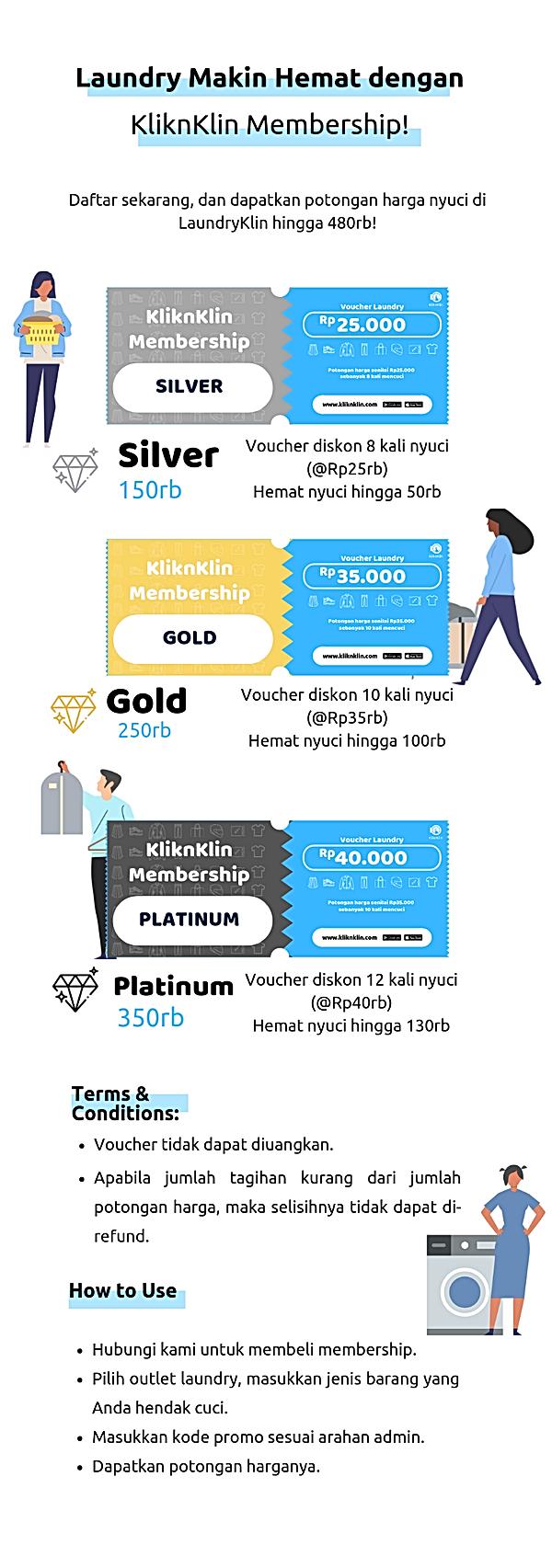 KliknKlin Membership