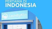 NOW OPEN, List Toko LaundryKlin Terbaru Selama 2020