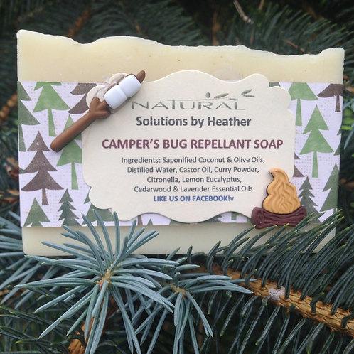 W - Camper's Bug Repellant Soap