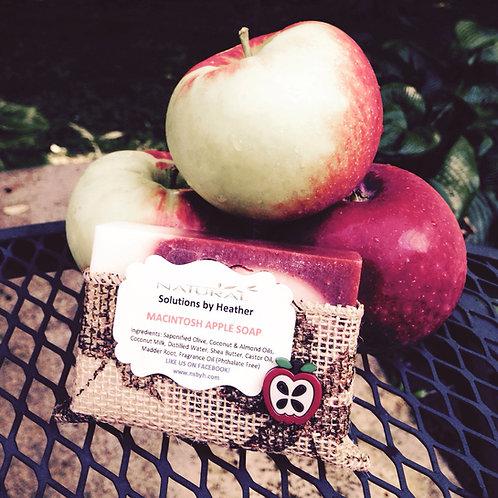 MacIntosh Apple Soap