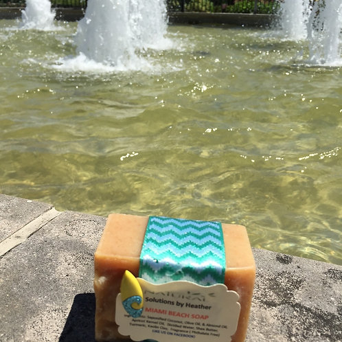 Miami Beach Soap
