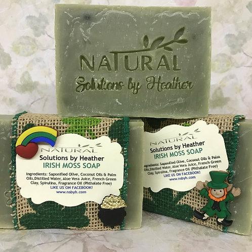 Irish Moss Soap