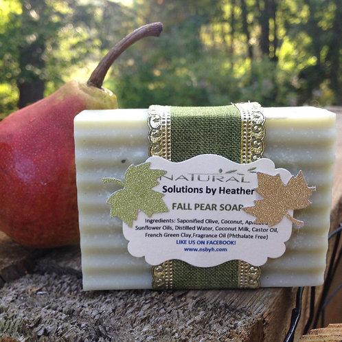 Juicy Pear Soap