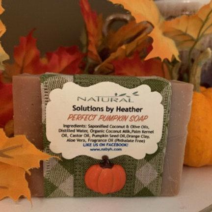 Perfect Pumpkin Soap