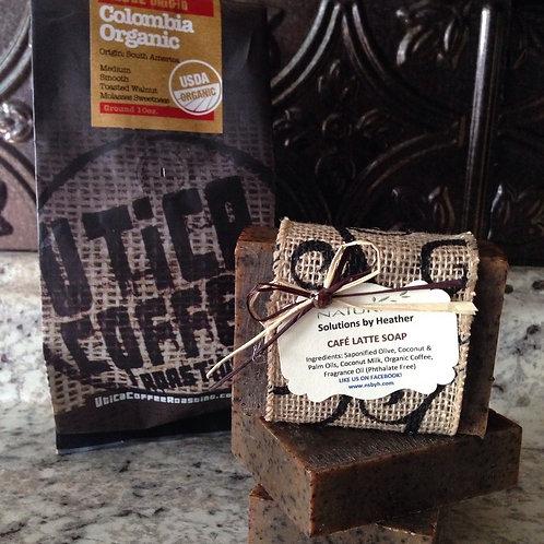 W - Cafe Latte Soap
