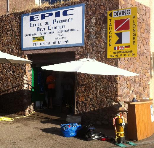 L'EPIC - Calvi - Corsica