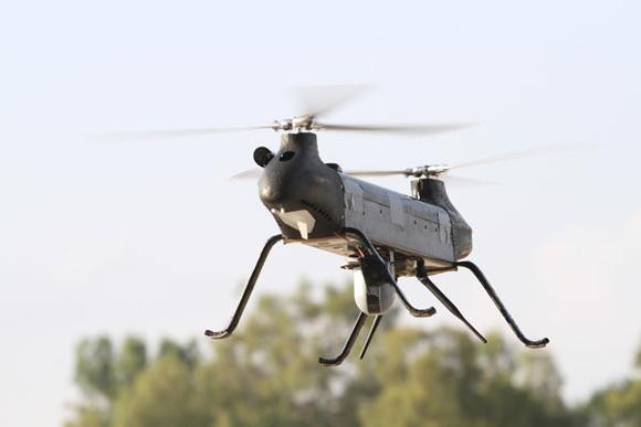 Israeli Urban Drone, Source: sAUS news