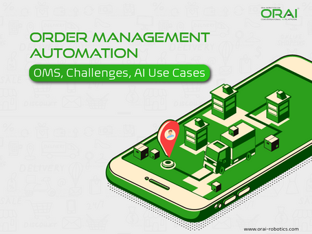 Conversational AI for Order Management: Why Your OMS Needs an AI Chatbot