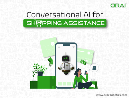 Why Your Business Needs Conversational AI for Shopping Assistance