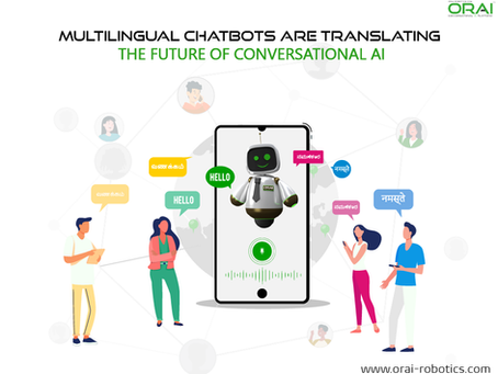 How Multilingual Chatbots are translating the future of Conversational AI?