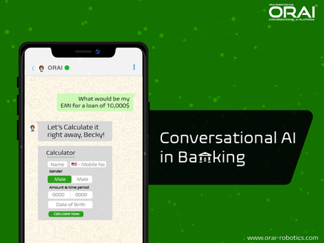 Conversational AI in Banking: Top Use Cases & Benefits of AI Chatbot For BFSI