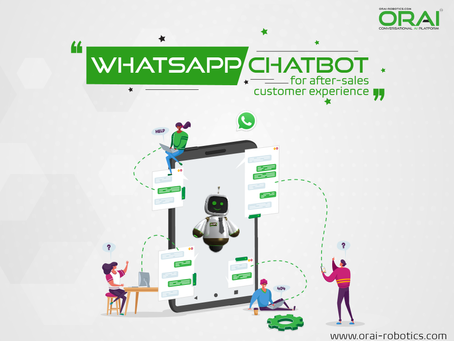 6 Tips To Use WhatsApp Chatbot For Better After-Sales Customer Experience