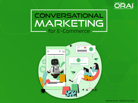 What is Conversational Marketing and How it can Improve E-Commerce Sales