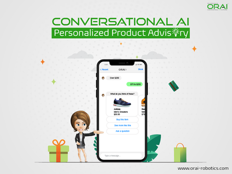 Conversational AI For Recommendations: How To Personalize Product Advisory