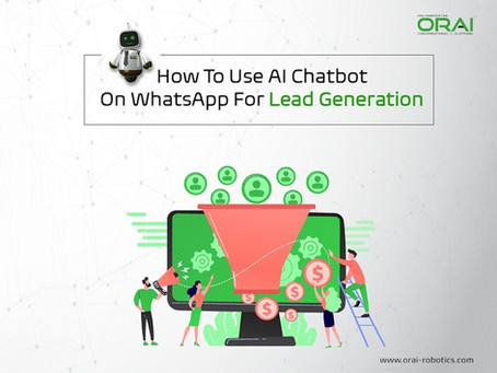 How to Use AI Chatbot on WhatsApp for Lead Generation