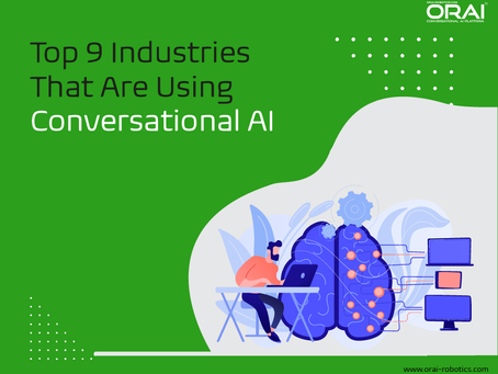 Top 9 Industries That Are Using AI Chatbot For Business