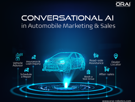 How Conversational AI is Driving New-Age Automobile Marketing & Sales in 2021