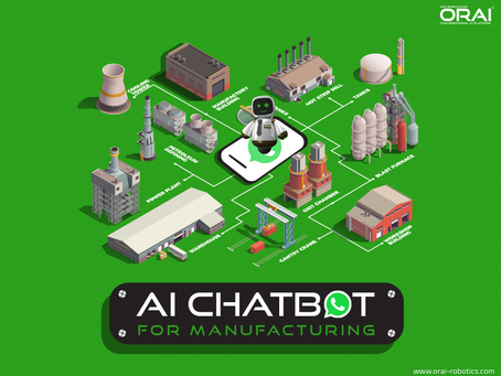 AI Chatbot For Manufacturing: 5 Transformative Use Cases
