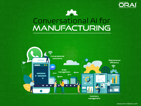Implementing Conversational AI for Manufacturing: All-in-One Guide