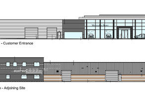Planning Permission for Mercedes Benz of Hull