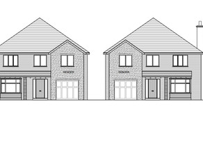 Permission for Two New Dwellings in South Littleton