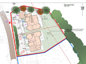 Two Detached Dwellings Approved in Green Belt