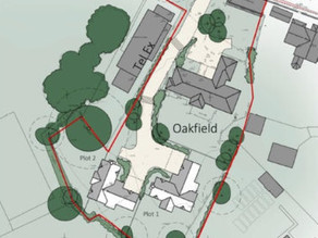Two new dwellings approved in Kingswood, Lapworth