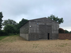 1980s barn gains residential consent
