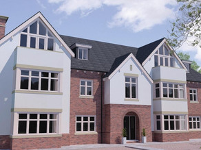 Permission for New Apartment Scheme on Whitefields Road